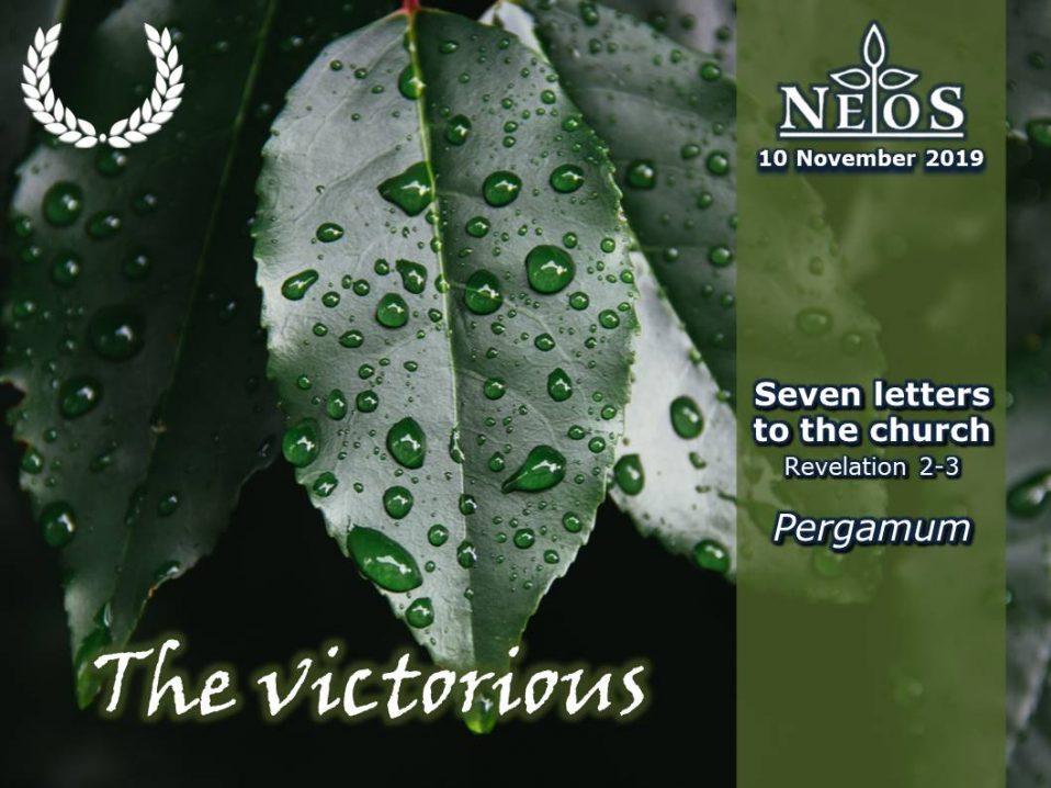 The victorius – Pergamum