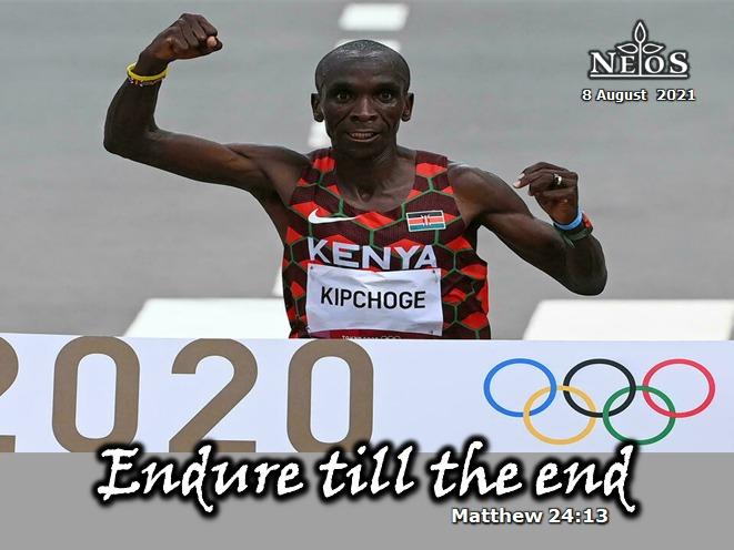 Endure till the end
